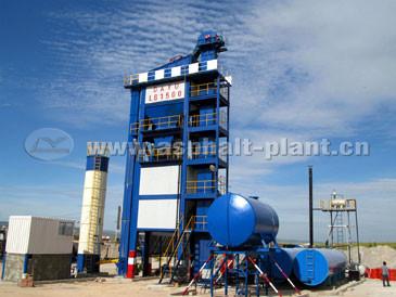 DAYU Asphalt Batching Plant manufacturer